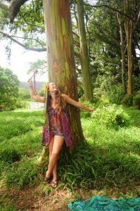Chenoa Maui wand tree