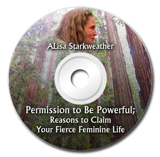 Permission to Be Powerful by ALisa Starkweather